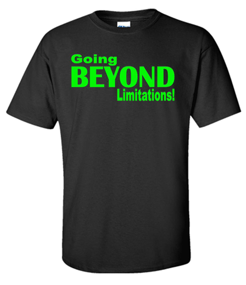 going beyond limits